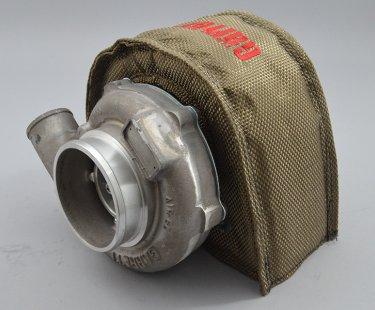 Турбина Гаррет - больше мощности и эффективности