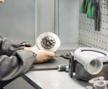 Правильная установка турбины на автомобиль – герметик исключается