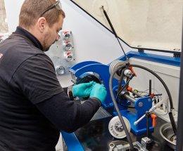 Реставрация и восстановление турбокомпрессоров любой сложности