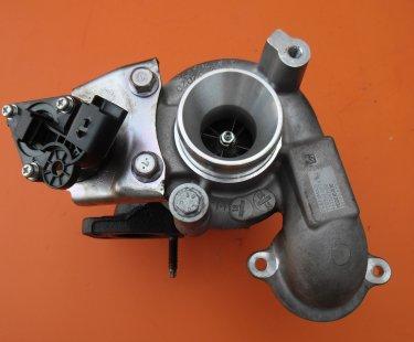 Замена турбокомпрессора в двигателе 1.6 HDi