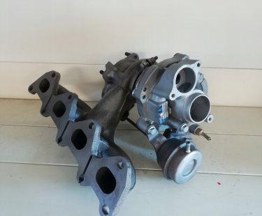 Турбіни для машин Volkswagen серії 1.4 TSI