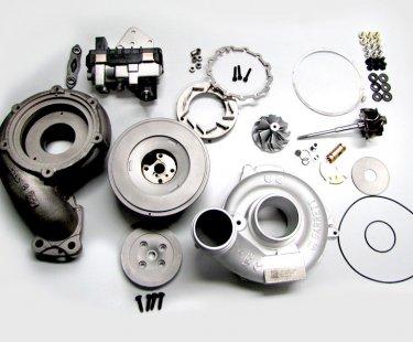 Запчастини для авто турбін оригінального виробництва