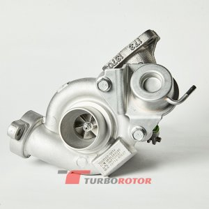 Реставрована турбіна на Fiat Scudo