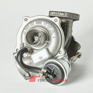 Реставрированная турбина Fiat Doblo, Fiorino, Panda, Punto 1.3 JTD, Multijet 16V