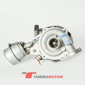 Реставрована турбіна Alfa Romeo MiTo