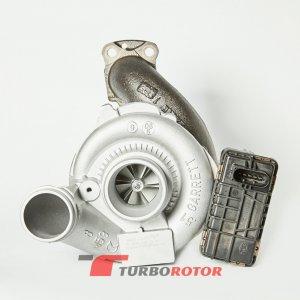 Реставрована турбіна Chrysler 300C