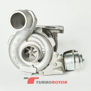 Реставрированная турбина Volvo S40, V40