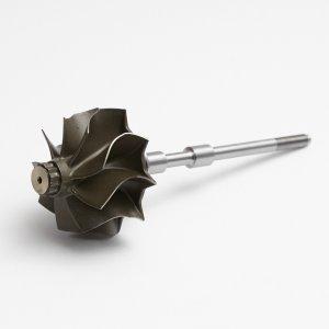 Ротор турбины (вал) 2740