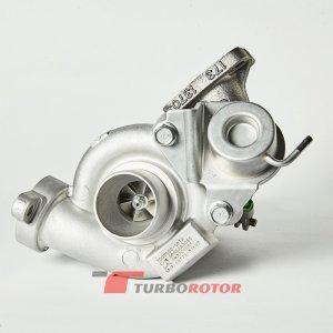 Реставрированная турбина Citroen Berlingo, Jumpy, C3, C4, Xsara 1.6 HDi