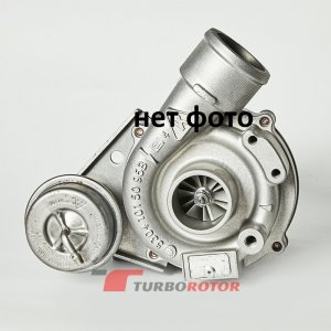 Реставрированная турбина Lancia Phedra
