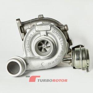 Реставрована турбіна VW LT