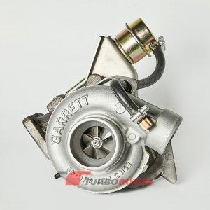 Реставрированная турбина Garrett на Volkswagen LT