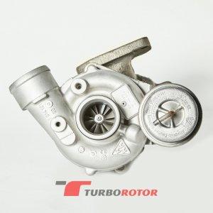 Реставрированная турбина Garrett на VW LT