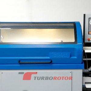 Станок для регулювання клапанів турбіни TurboTest