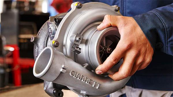 ustanovka rotora turbiny