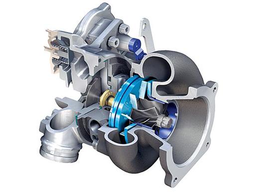 Преимущества производительности турбины